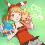 ORAS Release!! by magicalondine