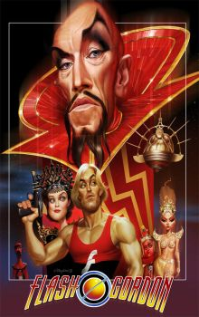 Flash Gordon by Loopydave