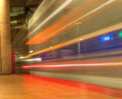 Warp Speed by AgilePhotography