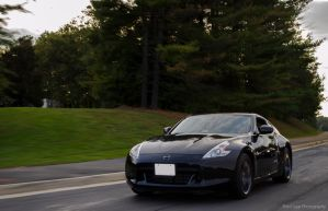 Nissan 370z by ThirdGearPhotography