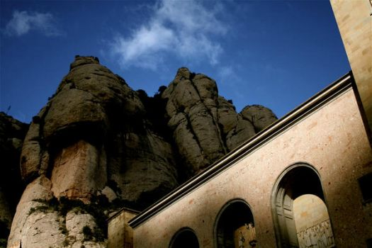 Church on a Rock by krummipictures