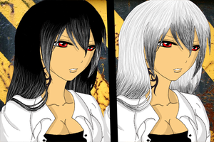 HELP ME CHOOSE- Durarara OC by KentuckyRedneck