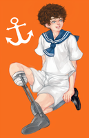 sailor boy by hisusu