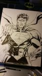 Man of Steel by DamageArts