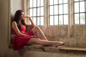 Red Dress by robgolding