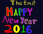 Edemia World New Years 2016 end title by ProtanaArchives94