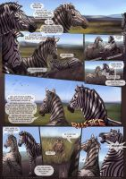 Felidi - Page One Zebras by whisperpntr