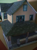 Christmas Story house by Allhallowseve31
