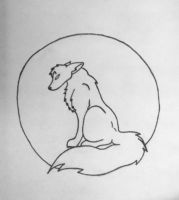 An Idea For A Tattoo by HowlingOokami