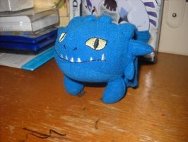 Toothless Plush by Ume-Intoxication