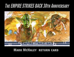 ESB 30th Ann. Return Card 3 by markmchaley