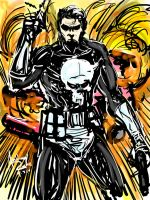 Punisher by Archonyto