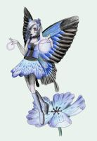 Gothic Fairy by winter-ghost