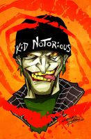 Notorious Mr. J by Joey-Zero