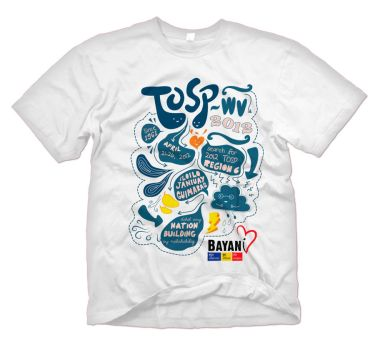 Doodle Shirt Design for TOSP by flyingblind
