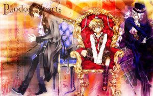 Pandora Hearts Wallpaper by Black-Moon-Dream