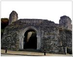 Rochester Castle 003 (20.09.13) by LacedShadowDiamond