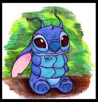 Stitch: Pau by EatsNoCheese