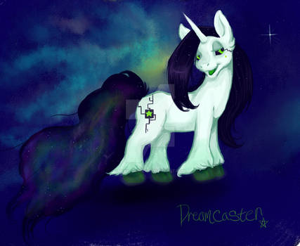 Dreamcaster by inky-thingy