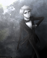 Sensei [Jack Skellington] by AlexaClyne