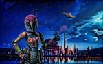 STAR WARS REBELS: SABINE WREN by CSuk-1T