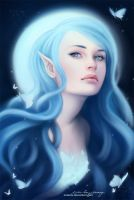 Moonchild by Zolaida