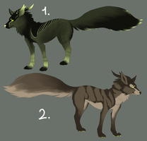 CLOSED - Darias Adoptables 02 by CalliasAdopts