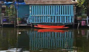 Home on the Canal by David-Will