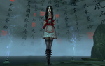 Oriental dress mod by tombraider4ever