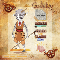 .: Gashakey - Silas [Capitaine] :. by JLise