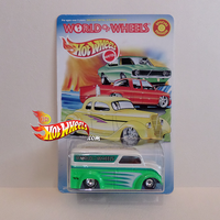 Hot Wheels 2000 World of Wheels Dairy Delivery by idhotwheels