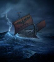 The Romans - The Storm by Harnois75