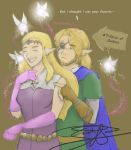 Zelink Adventures: Fairies have no chill by Nativa-Basco