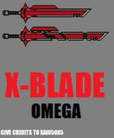 X-blade Omega by XIAO50