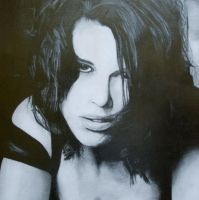Neve Campbell by thomashua