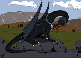 Temeraire by ratcreature