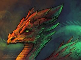 Dragon is just an excuse by Nimphradora