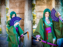 Lady Sakuya - Alfheim Online by KasumiVI