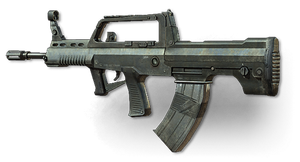 MW3: Type 95 by FPSRussia123