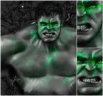 The Hulk by sixslow