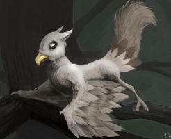 Squird by F4celessArt