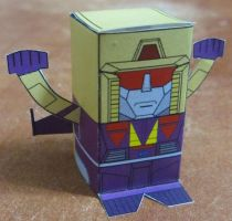 Toy A Day Blitzwing by aim11