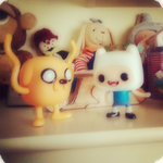 finn and jake by ImHappyWithYou