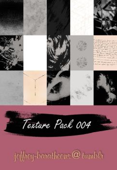 Texture Pack 005 I Various by belle-liberte