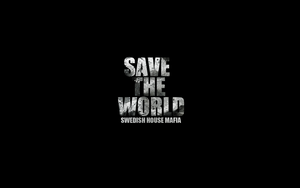SHM - Safe the World Black by NINJAIWORKS