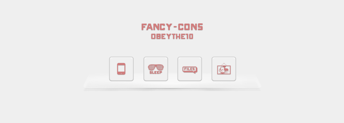 Fancycons by Obeythe10
