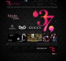 37Numara Ecommerce Design by avcibulent