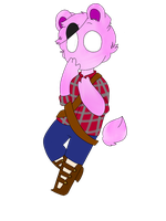 ART TRADE THING BY CAPTAINSILLYGHOST by fredbearsfamilypizza