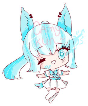 Icebound Adopt [OPEN] [Price lowered] by Camy-Kun