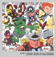 MGH2012 sketchcards 17 by thecheckeredman